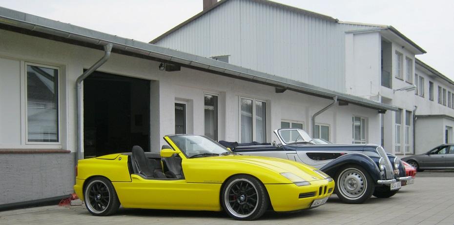 potti's garage