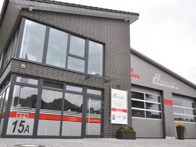 Prüfstation IFF Meiwes GmbH in Büren