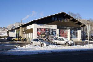 auto oberstdorf - eine sehr gute Adresse